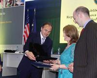 حفل توزيع الشهادات كوسوفو